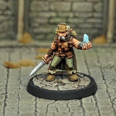 Male Gnome Illusionist/Thief
