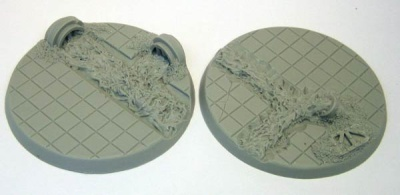 Round Base - Waterworks 60mm (2)