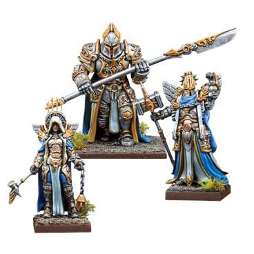 Kings of War Vanguard: Basilean Warband Booster