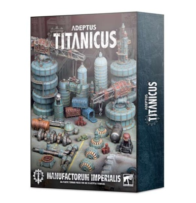 Civitas Imperialis Industrial Scenery