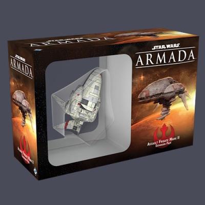 Star Wars Armada: Angriffsfregatte vom Typ II