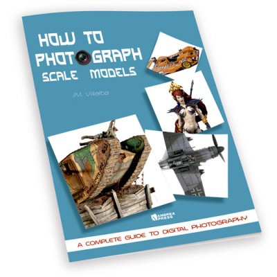 How To Photograph Scale Models