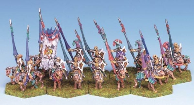 Mounted Death Knights (16)