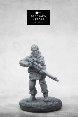 Stoessis Heroes: Canadian Highlander Harold