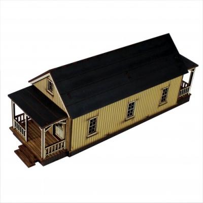 Shotgun House (C)