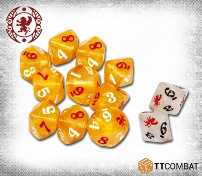 The Vatican Dice (12)