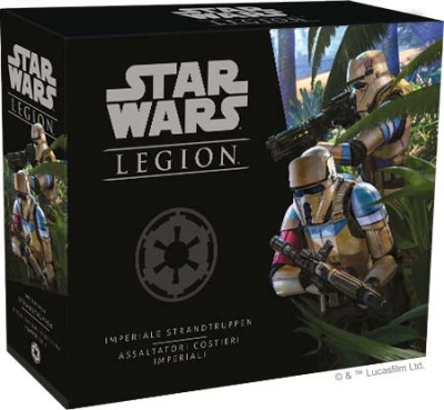SW: Legion - Imperiale Strandtruppen