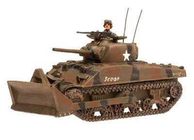M4 Sherman Dozer
