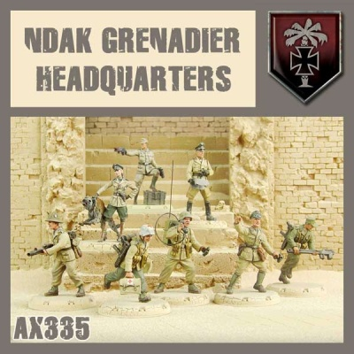 NDAK HQ Kit