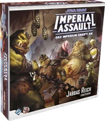 Star Wars: Imperial Assault Jabbas Reich Erweiterte- DEUTSCH