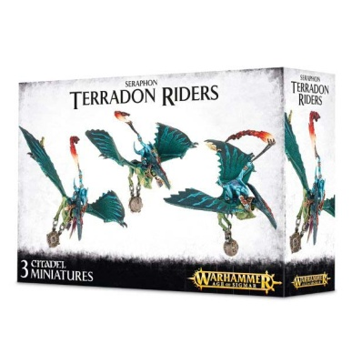 Teradon/ Ripperdactyl Riders