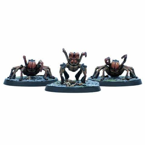 Frostbite Spiders