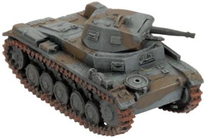 Panzer IIC (early)