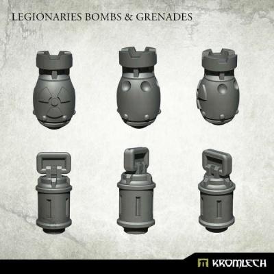 Legionaries Bombs & Grenades (12)