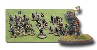SAGA Anglo-Danish Warband (6 points)