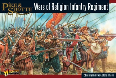 Wars of Religion Infantry Regiment (24)