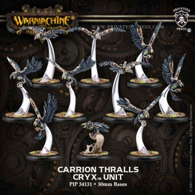 Cryx Carrion Thralls Unit (10)
