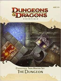 Dungeons & Dragons: Master Set - The Dungeon