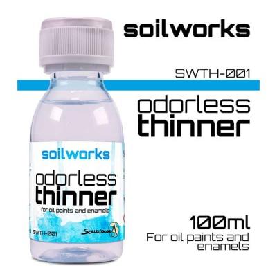 S75 Odorless Thinner (100ml)