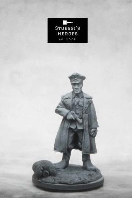 Stoessis Heroes: German SS Officer - Hans