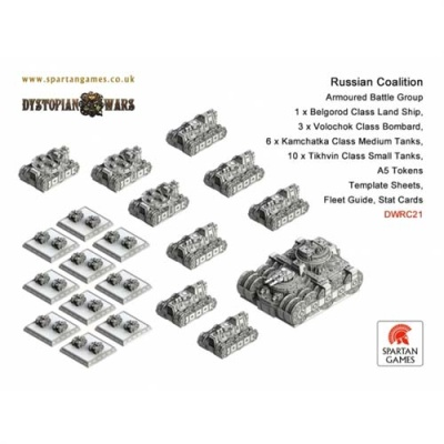 Russian Coalition Armoured Battle Group (OOP)