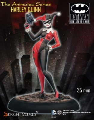 Animated Series: Harley Quinn (1)
