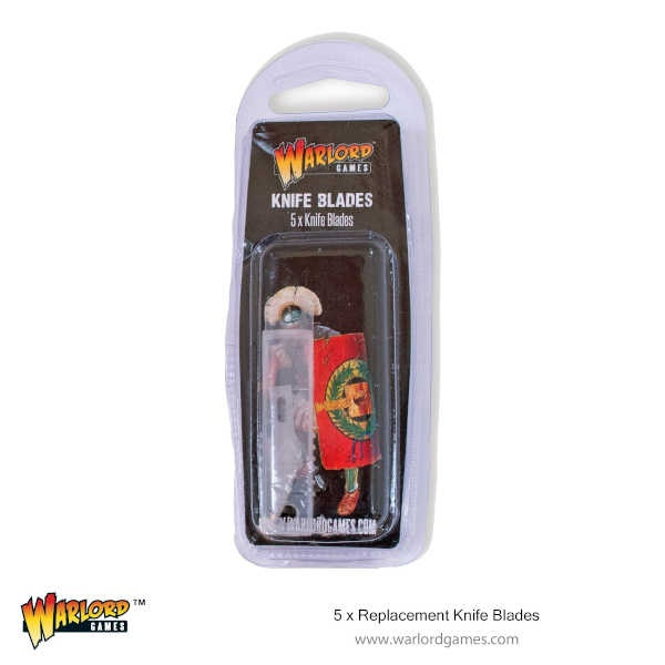 Replacement Knife Blades (5)