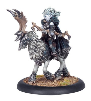 Annyssa Ryvaal Light Cavalry Solo