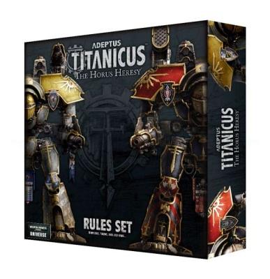 Adeptus Titanicus: The Horus Heresy Regelset