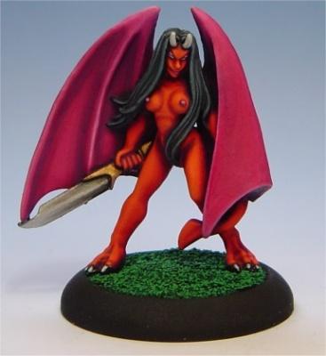 Katalin - Demoness