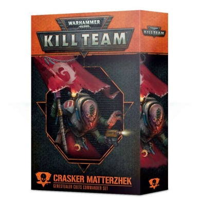 Kill Team Commander: Crasker Matterzhek ENGLISCH