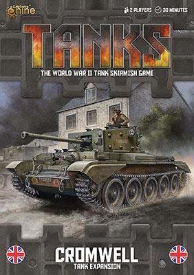 British Cromwell Tank - TANKS Erweiterungspack deutsch