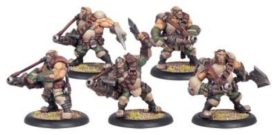 Ogrun Assault Corps Unit (5)