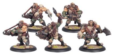 Ogrun Assault Corps Unit (5)