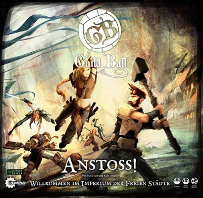 Guild Ball Anstoß Box