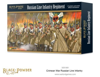 Crimean War Russian Line Infantry (27)