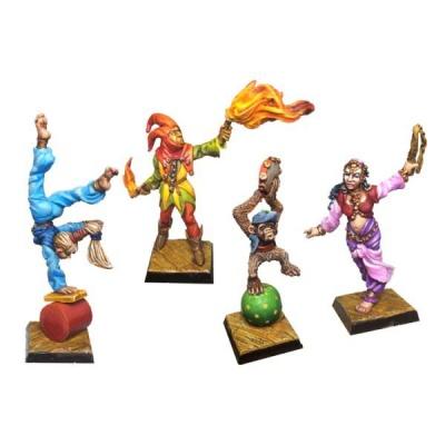 The Acrobats (4)