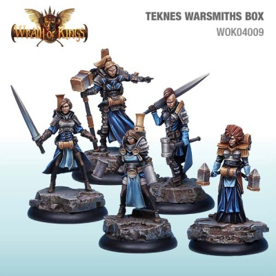 Teknes Warsmiths Box