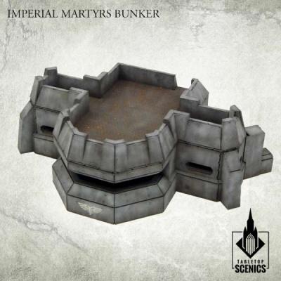 Imperial Martyrs Bunker