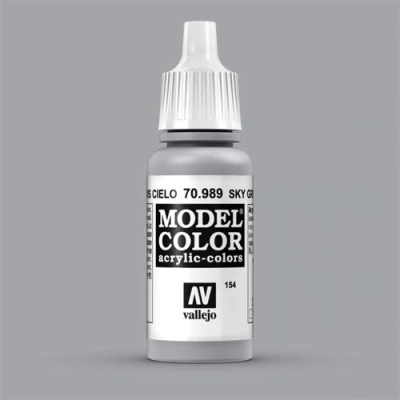 Model Color 154 Signalgrau (Sky Grey) (989)
