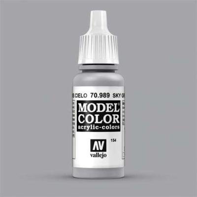 Model Color 154 Signalgrau (Sky Grey) (989)