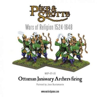 Ottoman Janissary Archers Mix (8)
