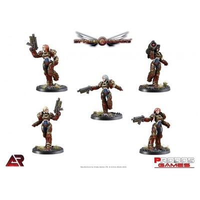 Armoured Crusaders (5)