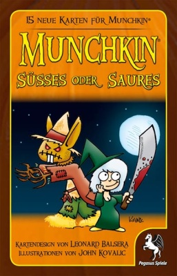 Munchkin Booster: Süßes oder Saures