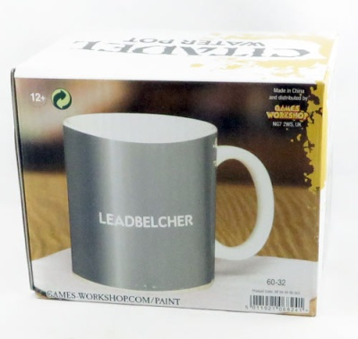 Wasserbehälter: Leadbelcher