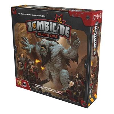 Zombicide: Invader: Black Ops DE