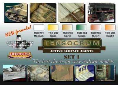 Tensocrom Weathering Set 1