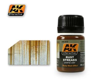Rust Streaks
