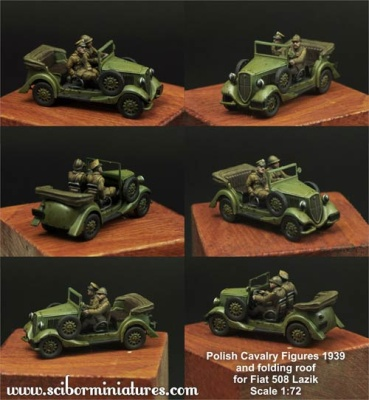 1:72 Polish Crew and roof for Fiat 508 (2)