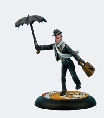 Butler with Umbrella (1)
